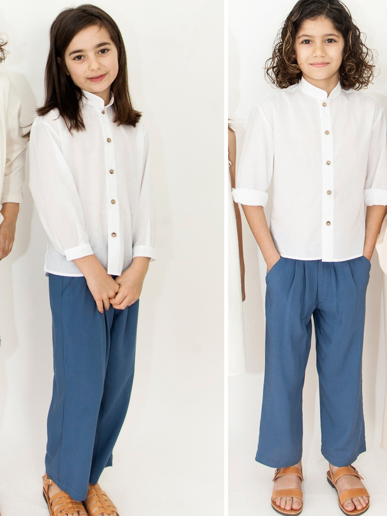 Blue Pants For Boys And Girls