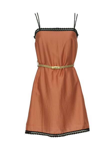 Silk Camisole Dress