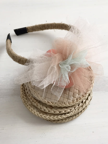 Tulle Headbands