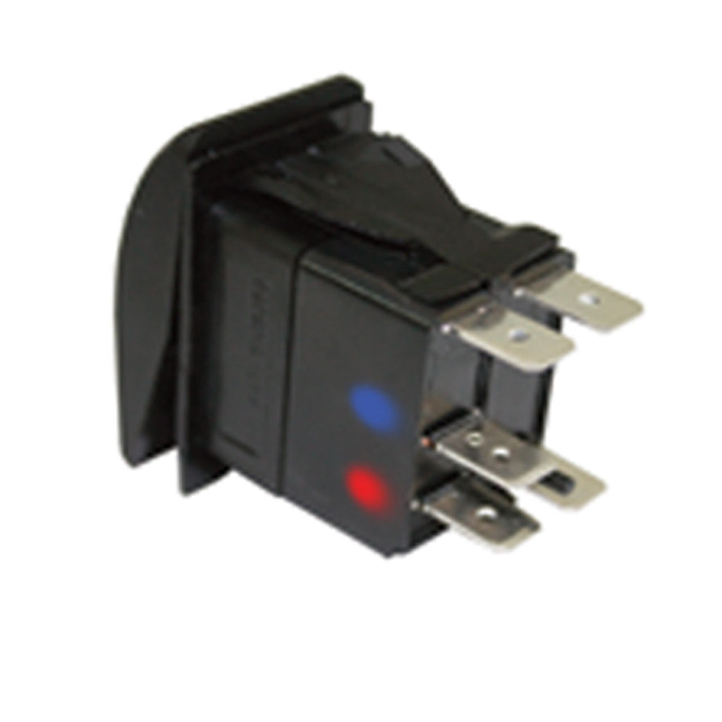 LUX Lighting Systems LED Rocker Switch