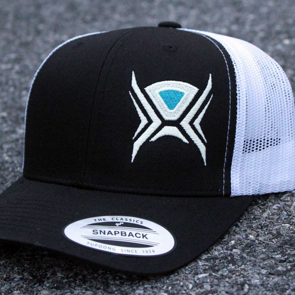 LUX Glow in the Dark Snap Fit Trucker Hat