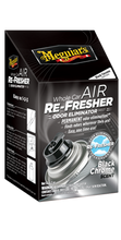 Load image into Gallery viewer, Meguiars Whole Car Air Re-Fresher Odor Eliminator - Black Chrome Scent