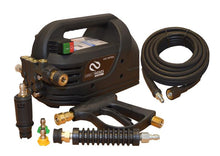 Direct Hoses ALL BLACK 9 Pressure Washer STANDARD PACK with Rubber Reinforced Flexiwash Hose