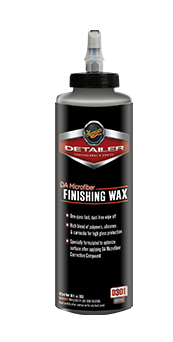 Meguiars DA Microfibre Finishing Wax 473ML