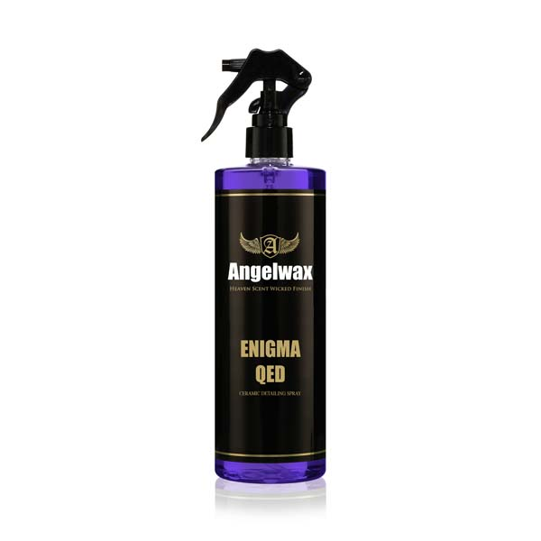 Angelwax Enigma QED Ceramic Infused Detailing Spray