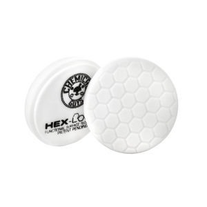 Chemical Guys White Hex-Logic Light/Medium Polishing Pad