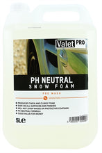 Load image into Gallery viewer, ValetPro pH Neutral Snow Foam