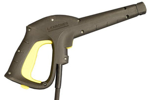 "Karcher ""K - Series"" Extension Reinforced Replacement - Yellow 'C' Clip TRIGGER, Non-Kink Longlife Hose"