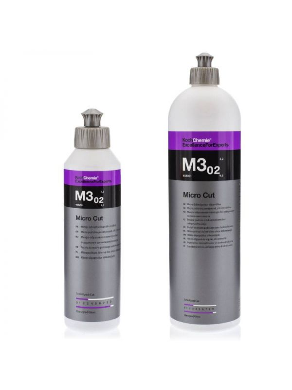 Koch Chemie M3.02 Micro Polishing Compound Silicone Free
