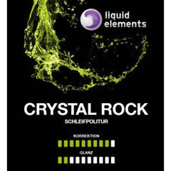 Liquid Elements Crystal Rock (Abrasive Polish)