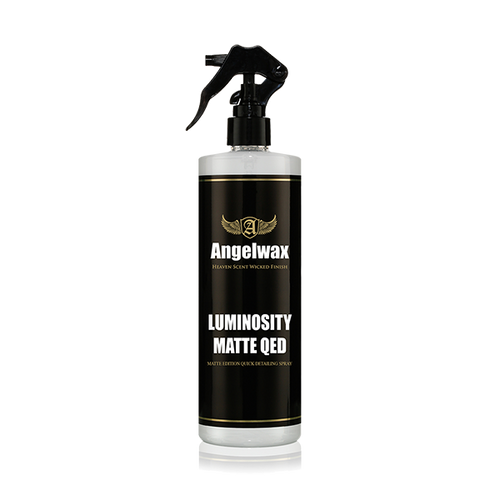 Angelwax - Luminosity Matte Edition QED (Matte Quick Detailer) 500ml
