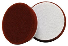Load image into Gallery viewer, Buff and Shine URO-TEC Maroon Medium Cut / Heavy Polishing Foam Pad