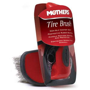 Mothers Tyre Cleaning Brush