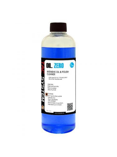 TAC Systems - Oil Zero (Intensive Oil and Polish Remover) 500ml