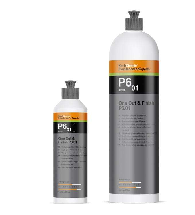 Koch Chemie P6.01 One Cut & Finish