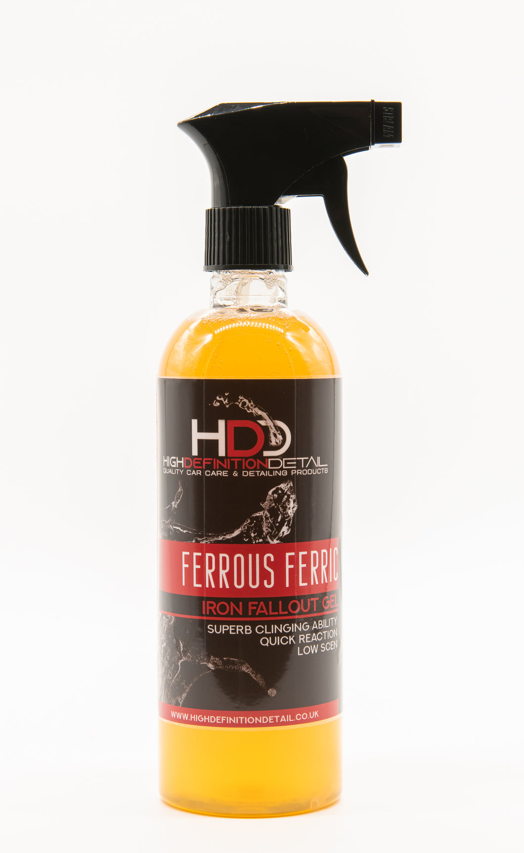 High Definition Detail Ferrous Ferric (iRON Fallout Remover Gel)