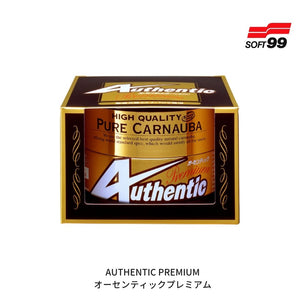 Soft99 Authentic (Premium Carnauba Wax)