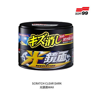 Soft99 Scratch Clear Evolution Dark Wax 200g