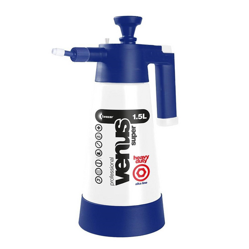 KWAZAR - 1.5 Litre Pump Up Sprayer (Alkaline)