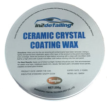 Load image into Gallery viewer, in2Detailing Ceramic Crystal Wax 200g