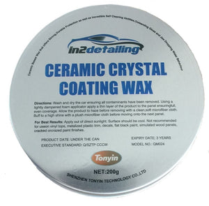in2Detailing Ceramic Crystal Wax 200g
