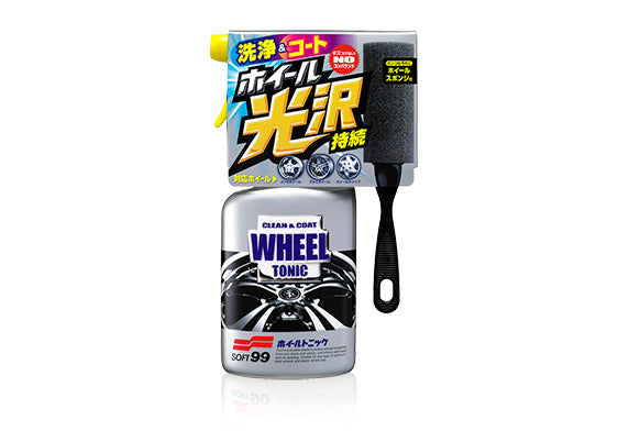 Soft99 Wheel Tonic (Wheel Cleaner)