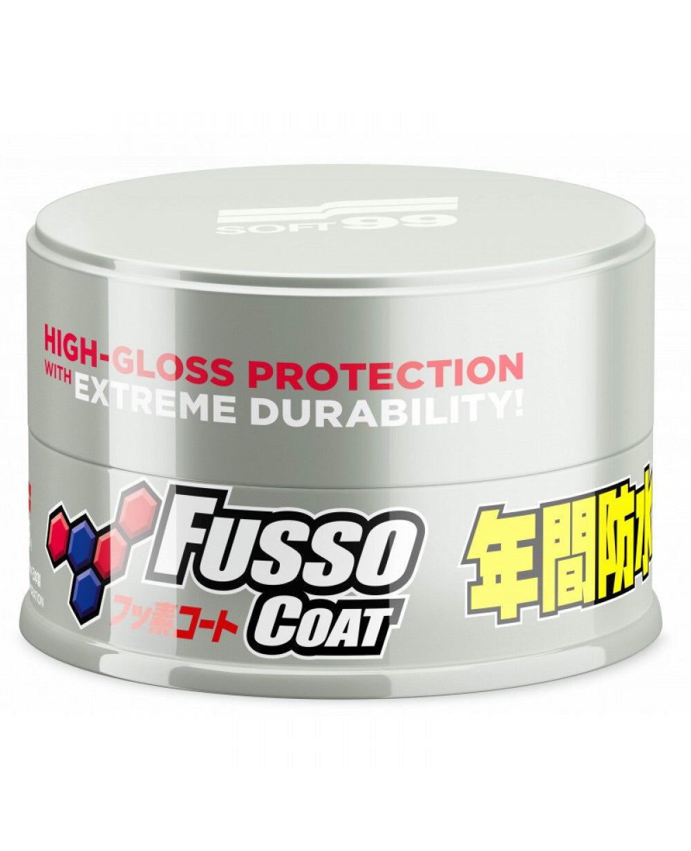 Soft 99 *New* Fusso Coat Limited Edition Light 200g
