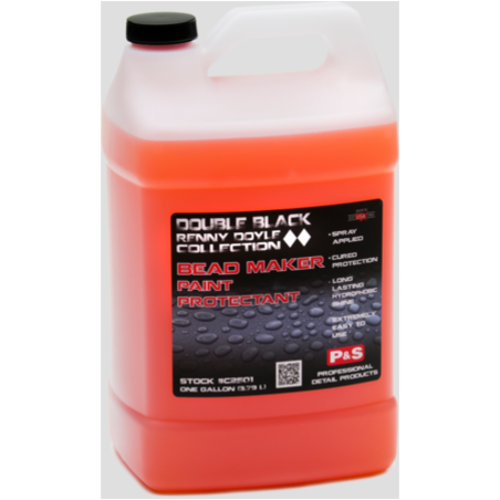 Renny Doyle Double Black Bead Maker Paint Protectant - 3.78 Litre