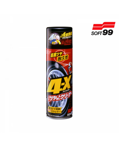 Soft 99 - 4-X Tyre Shine 470ml