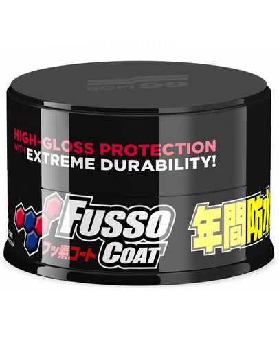 Soft 99 *New* Fusso Coat Limited Edition Dark 200g