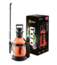 Kwazar - Orion Super Sprayer 6 Litre (Black/Orange)