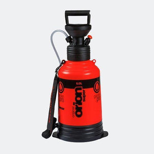 Kwazar - Orion Pump Up Sprayer 6 Litre (Black/Orange)