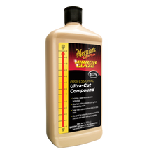 Meguiars M105 Ultra-Cut Compound