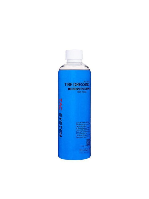 TAC Systems - Tire Dressing (Durable High Gloss Finish) 500ml