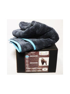 Liquid Elements SILVERBACK XL Drying Towel (Krystal Kleen Detail)