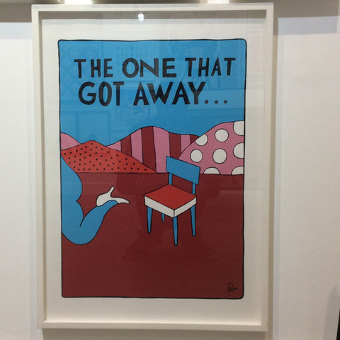Parra - The One That Got Away - Limited Edition Exhibition A Print