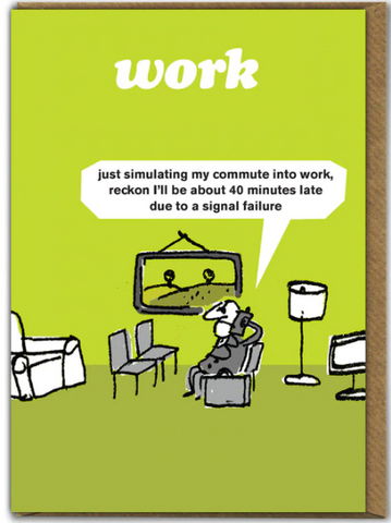 Modern Toss - Greeting Cards ( 32 Different Designs)