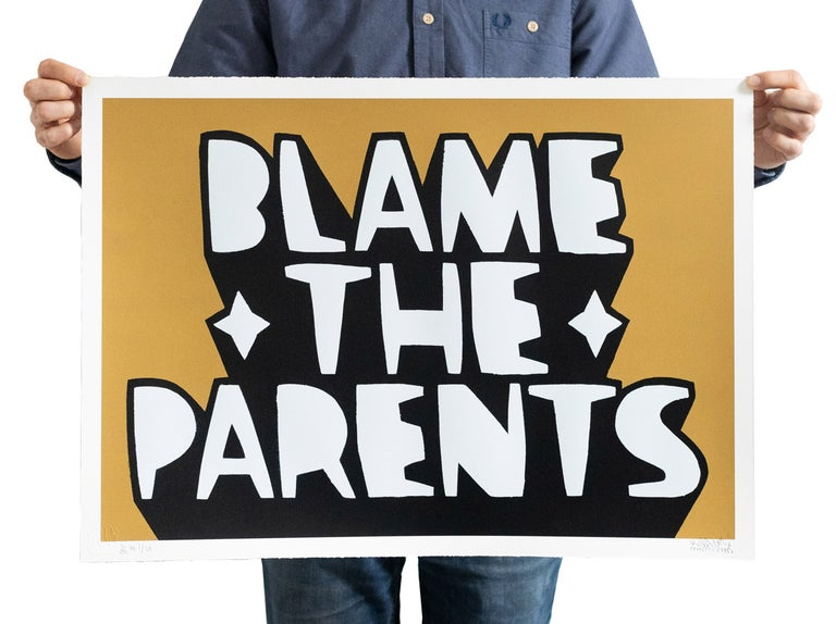 Kid Acne - Blame The Parents v2 (Mustard)