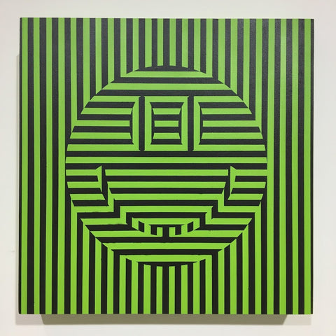 Carl Cashman - Acid Reflux (Green)