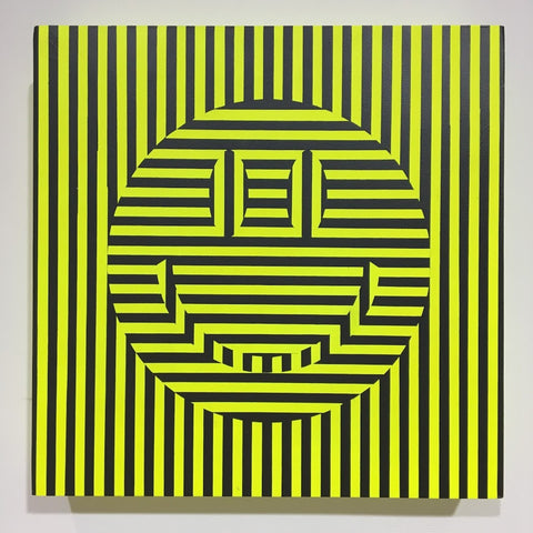 Carl Cashman - Acid Reflux (Yellow)