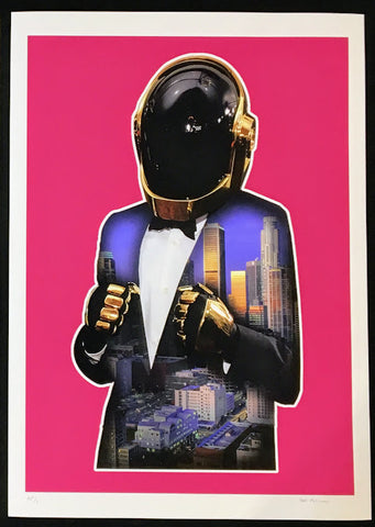 The Postman - Daft Punk - Guy Manuel