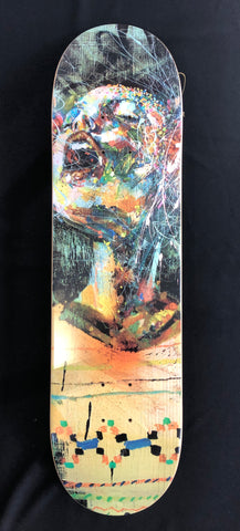 David Choe - Comic Con Deck 2