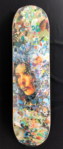 David Choe - Comic Con Deck 1