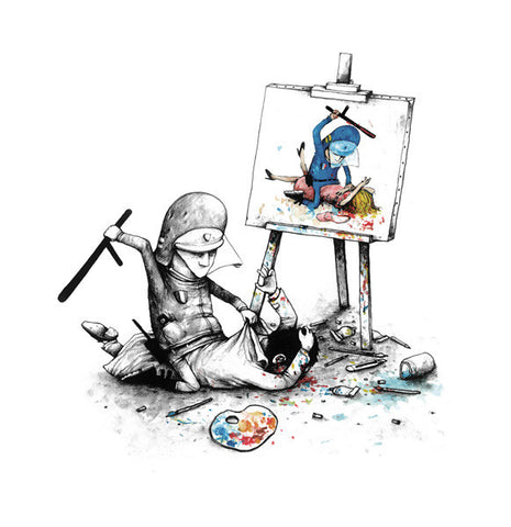 Dran - Free Speech