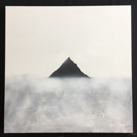 "Euan Roberts - ""The Peak Of Your Existence"" (Original Canvas)"