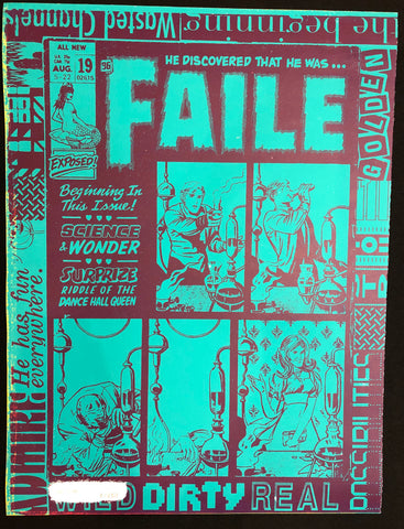 Faile - Wonder Wheel 250 (First Edition)