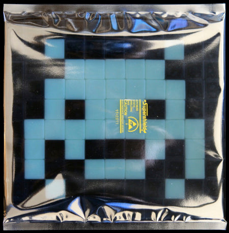 Invader - Invasion Kit #15 /  IK15 (Glow In The Space) (Signed)