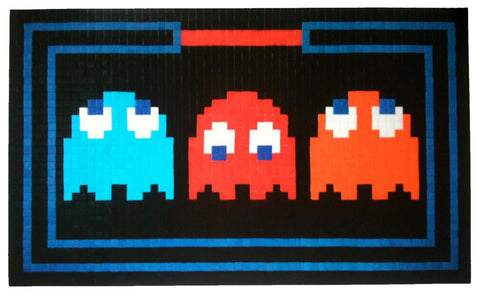 Invader - Prisoners - Signed Limited Edition Giclee Print