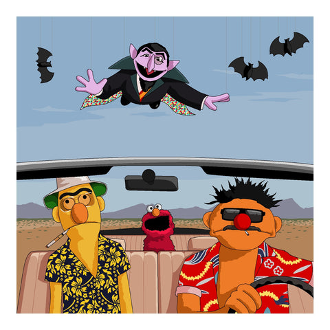 Jim'll Paint It - Bat Country