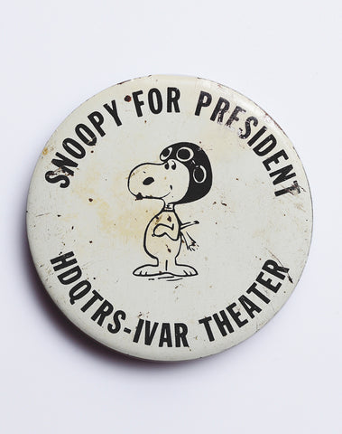 Luc Price - Impeach Fuzz / Snoopy For President (Print Set)